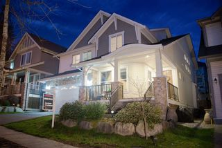 """Photo 1: 1471 AVONDALE Street in Coquitlam: Burke Mountain House for sale in """"BELMONT"""" : MLS®# R2159281"""