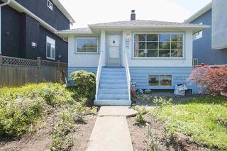 Photo 1: 2576 E 27TH Avenue in Vancouver: Collingwood VE House for sale (Vancouver East)  : MLS®# R2161129