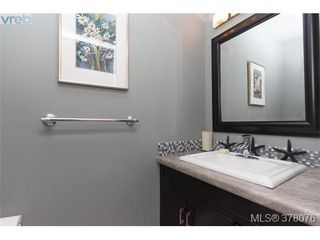 Photo 10: 9 2828 Shelbourne Street in VICTORIA: Vi Oaklands Townhouse for sale (Victoria)  : MLS®# 378076