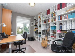 Photo 16: 9 2828 Shelbourne Street in VICTORIA: Vi Oaklands Townhouse for sale (Victoria)  : MLS®# 378076