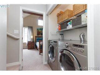 Photo 18: 9 2828 Shelbourne Street in VICTORIA: Vi Oaklands Townhouse for sale (Victoria)  : MLS®# 378076