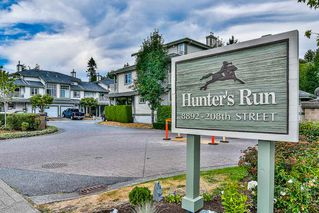 "Photo 20: 19 8892 208 Street in Langley: Walnut Grove Townhouse for sale in ""Hunter's Run"" : MLS®# R2183527"