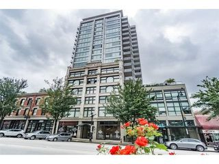 "Photo 1: 1206 668 COLUMBIA Street in New Westminster: Quay Condo for sale in ""Trapp Holbrook"" : MLS®# R2185349"