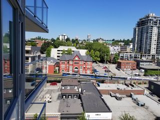 "Photo 5: 1206 668 COLUMBIA Street in New Westminster: Quay Condo for sale in ""Trapp Holbrook"" : MLS®# R2185349"