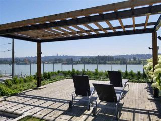 "Photo 15: 1206 668 COLUMBIA Street in New Westminster: Quay Condo for sale in ""Trapp Holbrook"" : MLS®# R2185349"