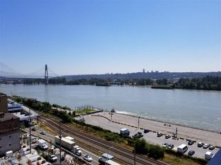 "Photo 3: 1206 668 COLUMBIA Street in New Westminster: Quay Condo for sale in ""Trapp Holbrook"" : MLS®# R2185349"