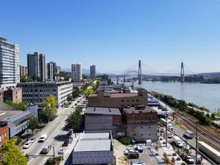 "Photo 4: 1206 668 COLUMBIA Street in New Westminster: Quay Condo for sale in ""Trapp Holbrook"" : MLS®# R2185349"