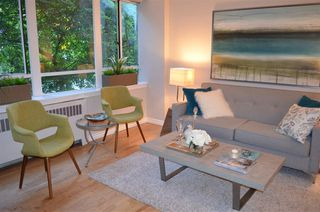 Photo 1: 311 1445 MARPOLE AVENUE in Vancouver: Fairview VW Condo for sale (Vancouver West)  : MLS®# R2171541