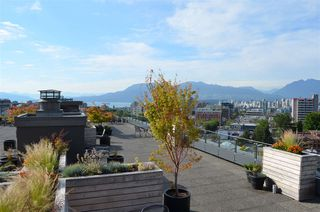 Photo 12: 311 1445 MARPOLE AVENUE in Vancouver: Fairview VW Condo for sale (Vancouver West)  : MLS®# R2171541