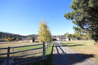 Photo 1: For Sale 9090 Shanks Road Lake Country Acreage