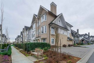 "Photo 1: 94 8438 207A Street in Langley: Willoughby Heights Townhouse for sale in ""YORK By Mosaic"" : MLS®# R2239645"
