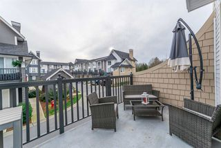 "Photo 20: 94 8438 207A Street in Langley: Willoughby Heights Townhouse for sale in ""YORK By Mosaic"" : MLS®# R2239645"