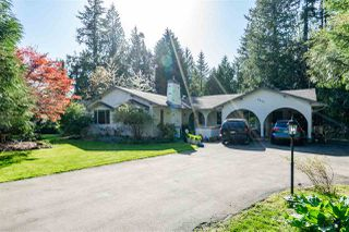"Photo 1: 5517 245A Street in Langley: Salmon River House for sale in ""Strawberry Hills"" : MLS®# R2261991"