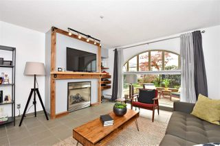 "Photo 2: 104 55 E 10TH Avenue in Vancouver: Mount Pleasant VE Condo for sale in ""ABBEY LANE"" (Vancouver East)  : MLS®# R2265111"