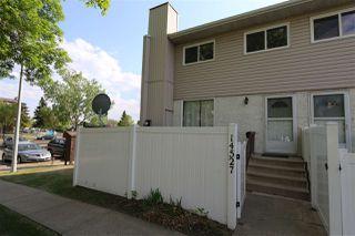 Main Photo: 14527 121 Street in Edmonton: Zone 27 Townhouse for sale : MLS®# E4113322