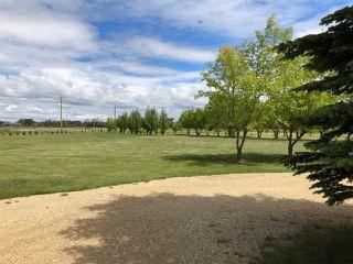 Photo 30: 25128 Coal Mine Road: Rural Sturgeon County Manufactured Home for sale : MLS®# E4119093