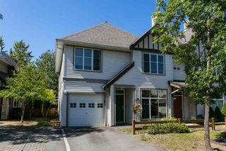 "Photo 1: 68 6465 184A Street in Surrey: Cloverdale BC Townhouse for sale in ""Rosebury Lane"" (Cloverdale)  : MLS®# R2306057"