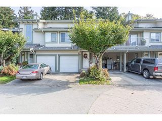 "Main Photo: 27 8892 208 Street in Langley: Walnut Grove Townhouse for sale in ""Hunter's Run"" : MLS®# R2309872"
