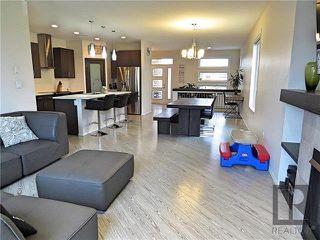 Photo 6: 42 David Evans Place in Winnipeg: Bridgewood Estates Residential for sale (3J)  : MLS®# 1827884