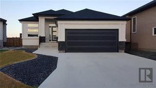 Main Photo: 42 David Evans Place in Winnipeg: Bridgewood Estates Residential for sale (3J)  : MLS®# 1827884