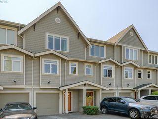 Main Photo: 4 2918 Shelbourne Street in VICTORIA: Vi Oaklands Townhouse for sale (Victoria)  : MLS®# 400885