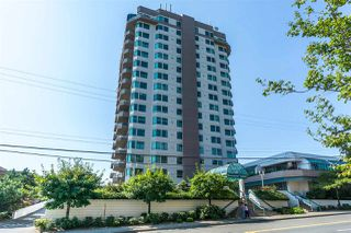 "Photo 1: 803 32440 SIMON Street in Abbotsford: Abbotsford West Condo for sale in ""Trethewey Tower"" : MLS®# R2316855"