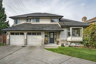 Main Photo: 605 CLAREMONT Street in Coquitlam: Coquitlam West House for sale : MLS®# R2319416