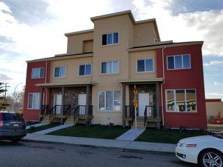 Main Photo: : Fort Saskatchewan Townhouse for sale : MLS®# E4136946