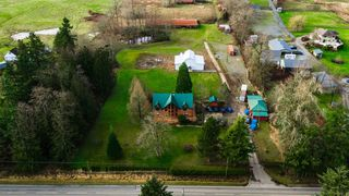 Main Photo: 1247 224 Street in Langley: Campbell Valley House for sale : MLS®# R2333729