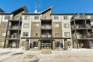 Main Photo: 302 508 ALBANY Way in Edmonton: Zone 27 Condo for sale : MLS®# E4144277