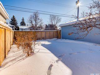 Photo 33: 1917 Louise Avenue in Saskatoon: Holliston Residential for sale : MLS®# SK760375