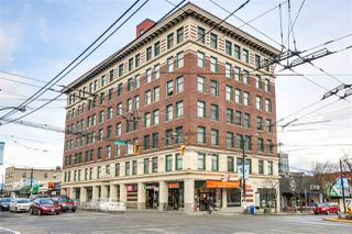 "Main Photo: 408 175 BROADWAY in Vancouver: Mount Pleasant VE Condo for sale in ""LEE BUILDING"" (Vancouver East)  : MLS®# R2345815"