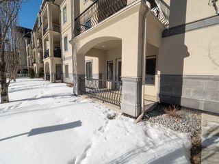 Photo 2: 124 1406 HODGSON WY in Edmonton: Zone 14 Condo for sale : MLS®# E4146593