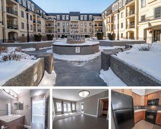 Photo 1: 124 1406 HODGSON WY in Edmonton: Zone 14 Condo for sale : MLS®# E4146593