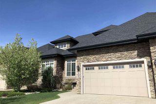 Main Photo: 152 AMBLESIDE Drive in Edmonton: Zone 56 Attached Home for sale : MLS®# E4149325