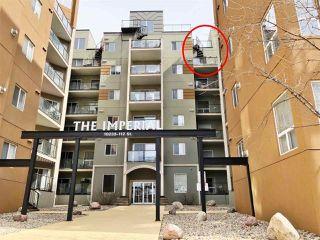 Photo 1: 618 10235 112 Street in Edmonton: Zone 12 Condo for sale : MLS®# E4149814
