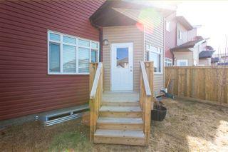 Photo 30: 17 16537 130a Street in Edmonton: Zone 27 Townhouse for sale : MLS®# E4150707
