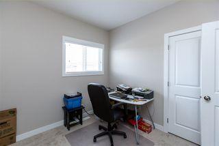 Photo 20: 17 16537 130a Street in Edmonton: Zone 27 Townhouse for sale : MLS®# E4150707