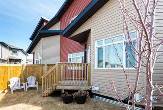 Photo 29: 17 16537 130a Street in Edmonton: Zone 27 Townhouse for sale : MLS®# E4150707