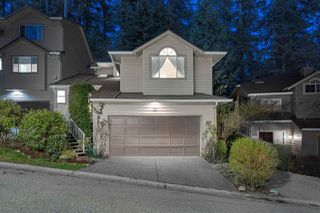 Main Photo: 56 DEERWOOD Place in Port Moody: Heritage Mountain Townhouse for sale : MLS®# R2358234