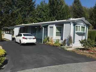 Main Photo: 39 4116 BROWNING Road in Sechelt: Sechelt District Manufactured Home for sale (Sunshine Coast)  : MLS®# R2360671