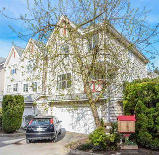 "Main Photo: 9 2450 HAWTHORNE Avenue in Port Coquitlam: Central Pt Coquitlam Townhouse for sale in ""COUNTRY PARK ESTATES"" : MLS®# R2362338"