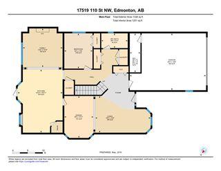 Photo 25: 17519 110 Street in Edmonton: Zone 27 House for sale : MLS®# E4155865
