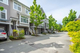 "Photo 1: 42 7533 HEATHER Street in Richmond: McLennan North Townhouse for sale in ""HEATHER GREEN"" : MLS®# R2370394"