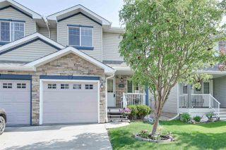 Photo 1: 12012 18 Avenue in Edmonton: Zone 55 House Half Duplex for sale : MLS®# E4159066