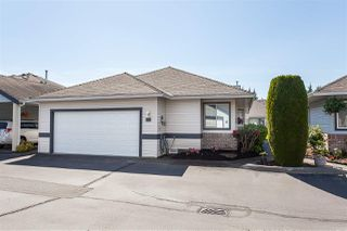 "Photo 1: 17 5550 LANGLEY Bypass in Langley: Langley City House 1/2 Duplex for sale in ""Riverwynde"" : MLS®# R2373807"