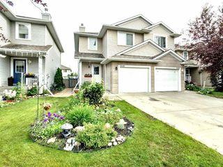 Main Photo: 3408 McKay Lane in Edmonton: Zone 55 House Half Duplex for sale : MLS®# E4164975