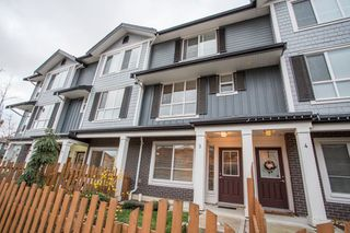 Photo 2: 3 7157 210 Street in Langley: Willoughby Heights Townhouse for sale in "