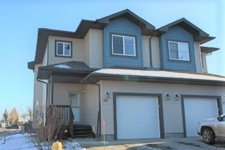 Main Photo: 24 16004 54 Street in Edmonton: Zone 03 House Half Duplex for sale : MLS®# E4183550