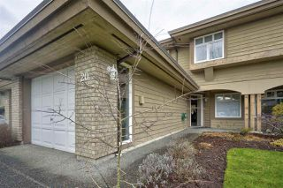 "Photo 2: 20 11737 236 Street in Maple Ridge: Cottonwood MR Townhouse for sale in ""MAPLEWOOD CREEK"" : MLS®# R2436071"